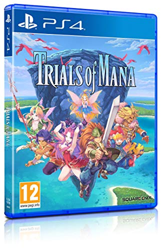 Trials of Mana pour PS4