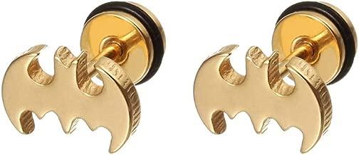 Best batman gold earrings Reviews