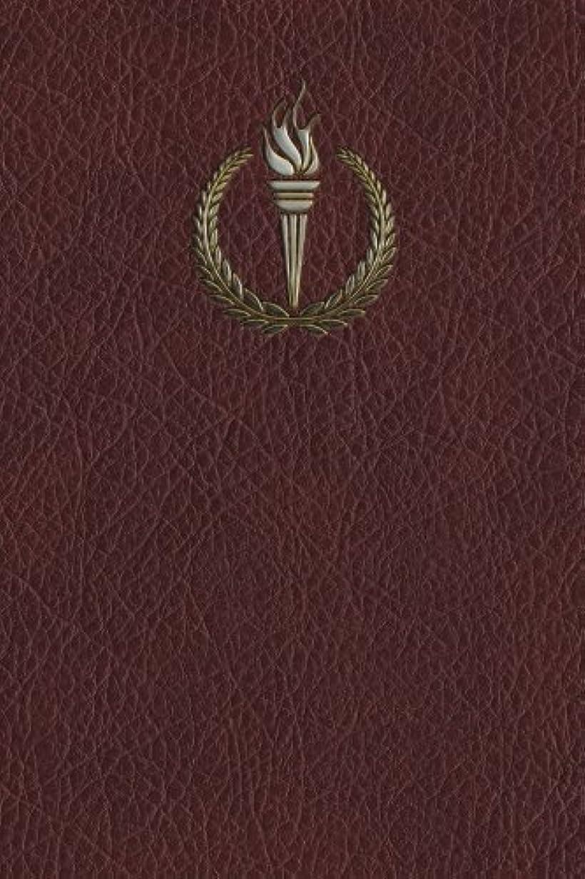 パシフィックスキーム安全なMonogram Olympics Journal (Monogram Red 365 Lined)
