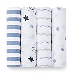 5 Basic Baby Items Muslin Blankets