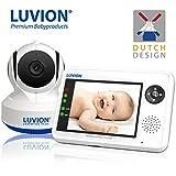 LUVION ESSENTIAL PLUS - Babyphone de la cámara para panorámica y inclinación...