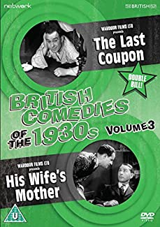 British Comedies Of The 1930s - Volume 3