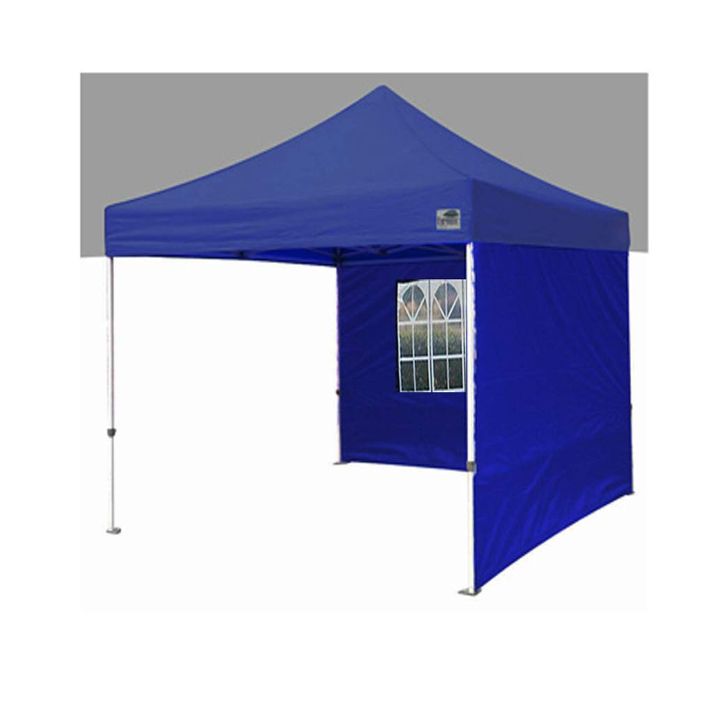 JOM Pabellón Plegable 3 x 3 m, Azul, Material Oxford 420 D ...