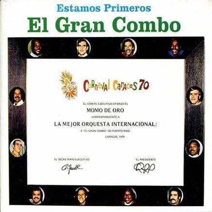 Estamos Primeros by El Gran Combo (2008-10-20)
