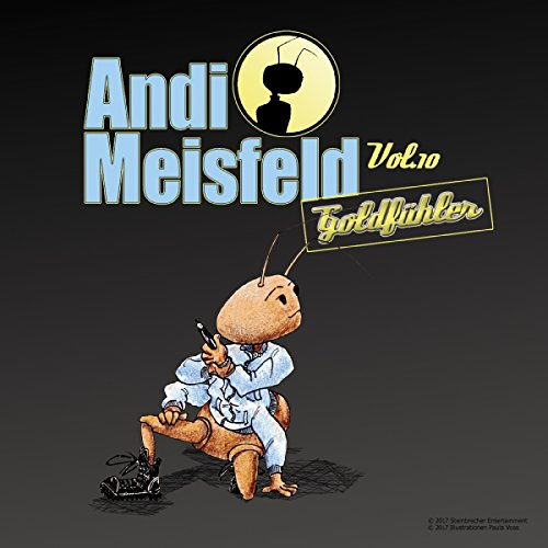 Goldfühler audiobook cover art