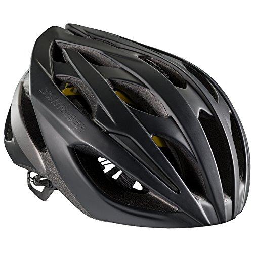 Bontrager Starvos MIPS Rennrad Fahrrad Helm schwarz 2021: Größe: S (51-57cm)
