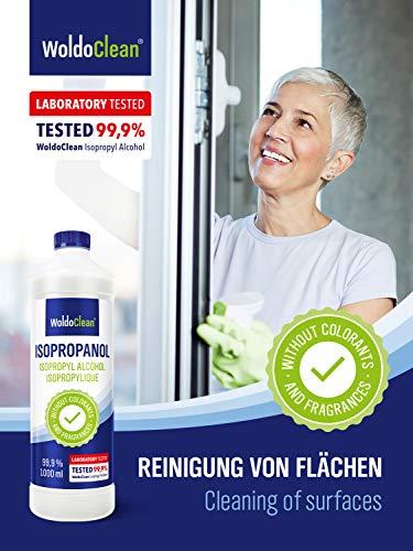 WoldoClean Isopropanol 99,9% Erfahrungen & Preisvergleich