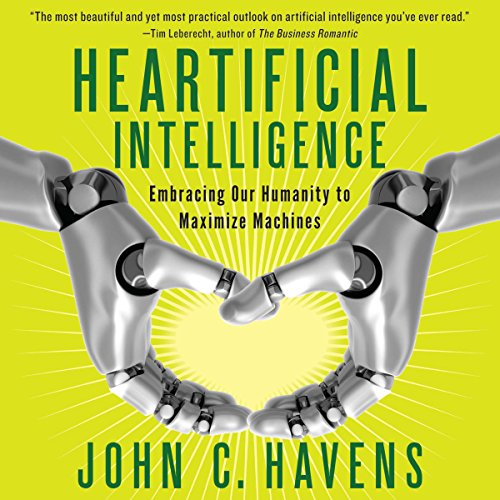 Heartificial Intelligence audiobook cover art