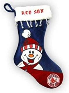 NEW Personalized MLB Boston Red Sox Baseball Christmas Stocking Embroidered