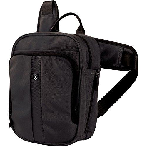 Victorinox 6 Ltrs Black Canvas and Beach Tote Bag (31174201)