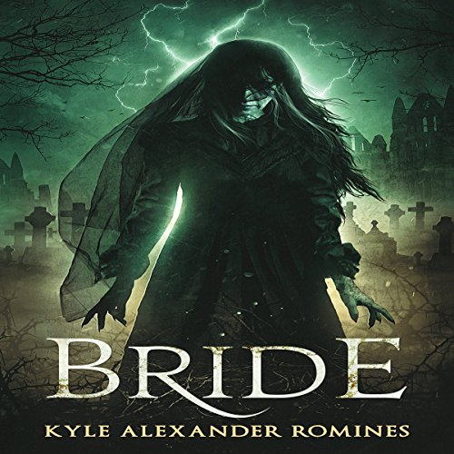 Bride audiobook cover art