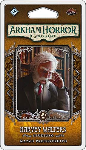 Fantasy Flight Games Arkham Horror Lcg - Investigatore - Harvey Walters (espansione)