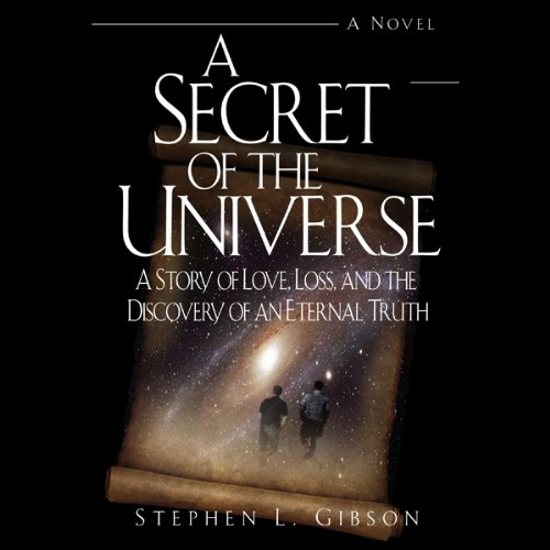 A Secret of the Universe audiobook cover art