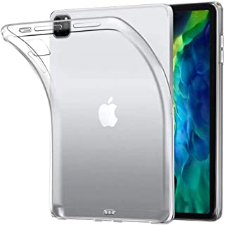 iPad Pro 11 2020年 ケース カバー TPU 全面保護クリア シリコンカバー ワイヤレス充電対応 耐衝撃 保護カバー iPad Pro 11 第2世代 専用カバー