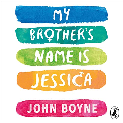 My Brother's Name Is Jessica cover art
