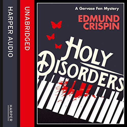 Holy Disorders (A Gervase Fen Mystery) cover art