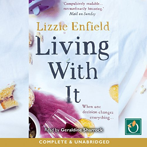 Living With It audiobook cover art