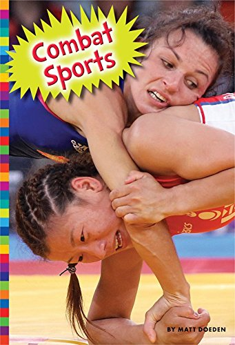 Combat Sports (Summer Olympic Sports) (English Edition)