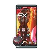 atFolix Schutzfolie kompatibel mit LG V20 Folie, entspiegelnde & Flexible FX Bildschirmschutzfolie (3X)