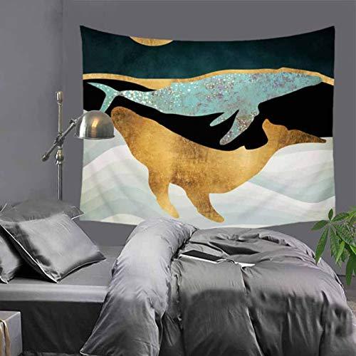 jtxqe Dekorative Tapisserie Decke Strandtuch Sternenhimmel Home Digitaldruck 75x87cm