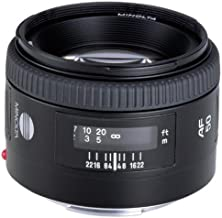 Minolta 2662-110 50MM AF f/1.4 for Minolta/Sony SLR/DSLR Cameras