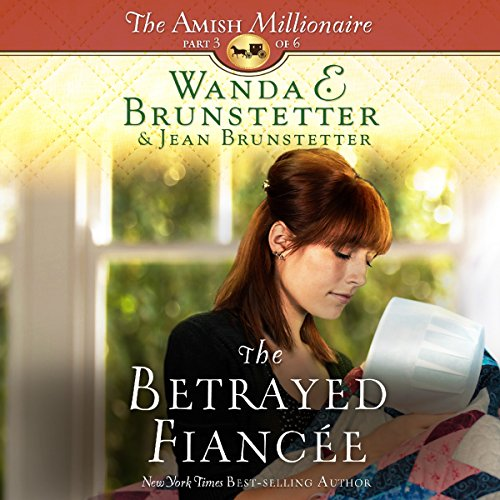 The Betrayed Fiancee audiobook cover art