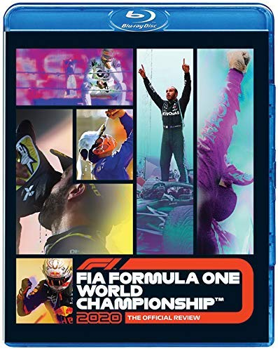 F1 2020 Official Review Blu Ray [Blu-ray]