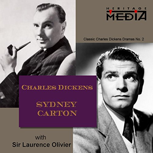 Sydney Carton cover art