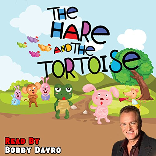 The Hare and the Tortoise  By  cover art