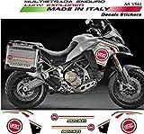 Kit de Pegatinas Lucky Explorer para Ducati Multistrada 1200-Enduro