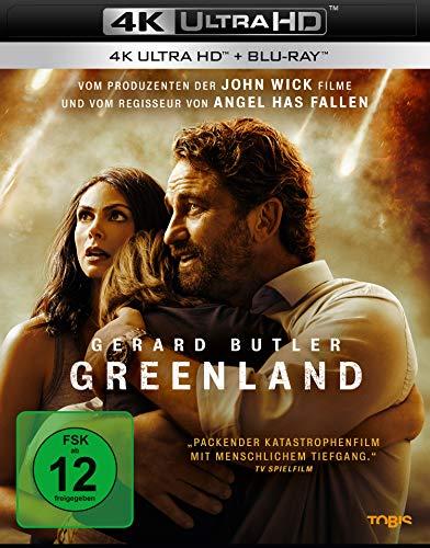 Produktbild von Greenland (4K Ultra HD) (+ Blu-ray 2D)