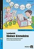 Lernkartei: Kleines Einmaleins: Differenzierte Arbeitsmaterialien für den inklusiven Unterricht (2. und 3. Klasse) (Bergedorfer Lernkartei)