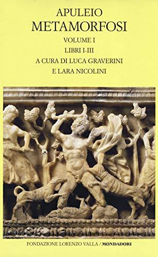 Metamorfosi. Testo latino a fronte. Ediz. critica. Libri I-III (Vol. 1)
