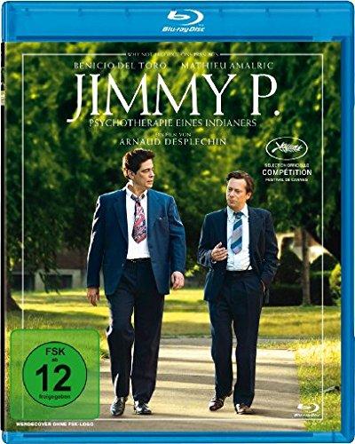 Jimmy P. - Psychotherapie eines Indianers [Blu-ray]