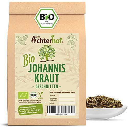 Johanniskraut Tee Bio (250g) Johanniskrauttee aus kontrolliert biologischen Anbau vom-Achterhof