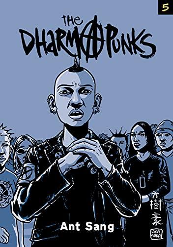 The Dharma Punks #5 (English Edition)