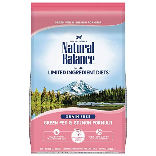 Natural Balance Limited Ingredient Diets Dry Cat Food