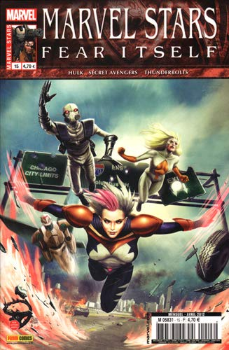 Fear Itself, Tome 15 : Marvel stars