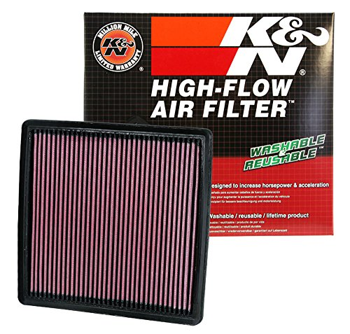 K&N 33-2385 High Performance Replacement Air filters for 2007-2017 Ford/Lincoln Truck and SUV V6/V8/V10
