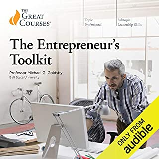 Page de couverture de The Entrepreneur's Toolkit