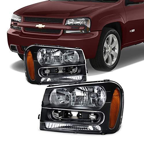 07 trailblazer headlights - 3
