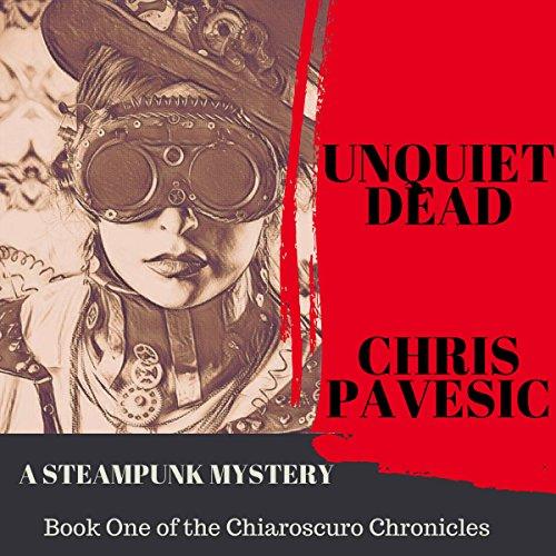 Unquiet Dead cover art