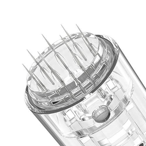 12 Pins Nadeln - 10 Stück sterile Ersatznadeln Patrone, Einzeln Verpackt, Für Beautlinks Elektrische Micronadeln Pen (12 Pins / 10 Stück Needle Cartridge)