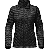 The North Face Women's Thermoball Full Zip Jacket TNF Black - S