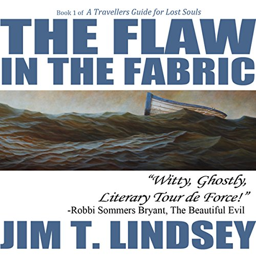 The Flaw in the Fabric audiobook cover art