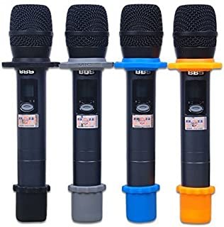 Auch 4 Sets Shakeproof Wireless Handheld Microphone...