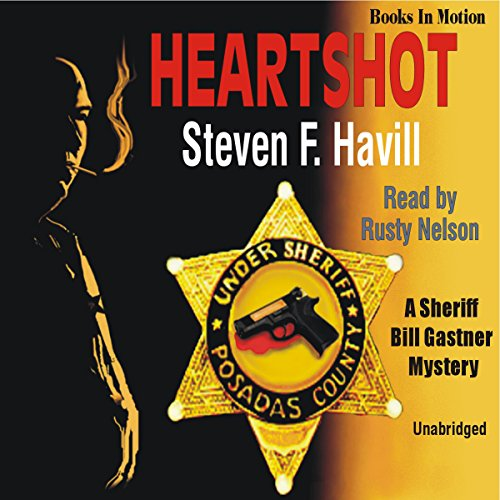 Heartshot Audiobook By Steven F. Havill cover art