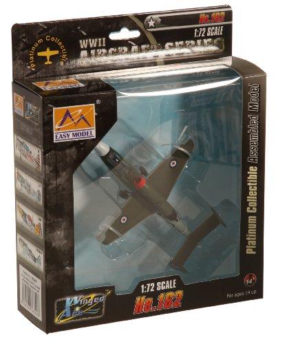 Price comparison product image Easy Model 1:72 Scale He 162A-2 Salamander Crashed at Aldershot