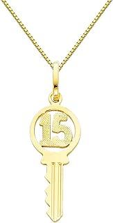 sweet 15 jewelry