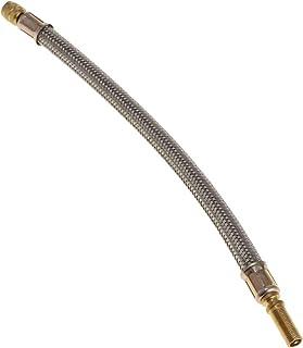 Almencla Reifen Ventilverlängerung Ventil Extender Adapter mit Alu Clip für Auto LKW PKW, 150mm Länge   250 mm